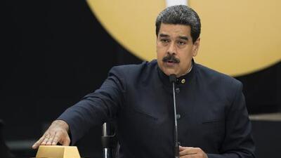 """No permitan que Maduro """"robe"""" el oro de Venezuela: el inusual pedido de la oposición a un banco"""