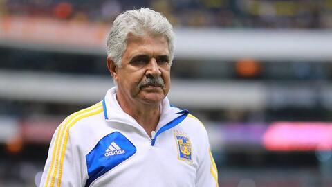 Una cuenta pendiente: Ricardo Ferretti quiere ser campeón de la Liga de Campeones Concacaf