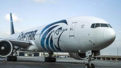Últimos momentos del avión de Egytair que cayó en el Mediterráneo: notas del día