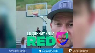 ¡Lujos de Hollywood! Mark Wahlberg contrató a una estrella de la NBA para ser el coach de su hija