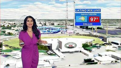 Pronóstico para el concierto de Latino Mix Live