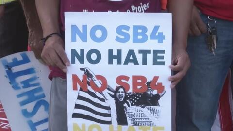 Exigen que la ciudad de Dallas se sume a las demandas en contra de la ley SB4