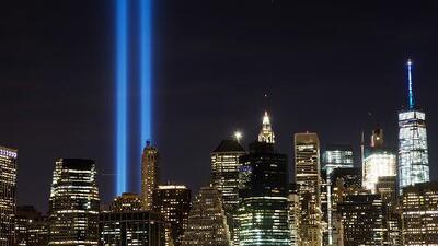 Emotivo tributo en Nueva York a las víctimas del 11 de Septiembre