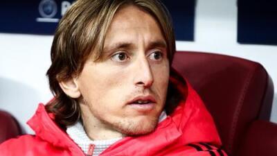 Rechazan cargos penales contra Luka Modric por falso testimonio