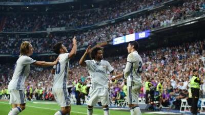 Real Madrid sufrió pero consiguió el triunfo ante el Celta de Vigo