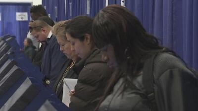 Instan a los latinos a inscribirse para votar en las próximas elecciones presidenciales