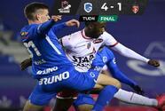 El Genk de Gerardo Arteaga golea y hunde al Mouscron en la liga belga
