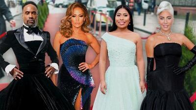 Yalitza Aparicio no arriesgó y un segundo 'look' de JLo cautivó: los mejor y peor vestidos de los Oscar