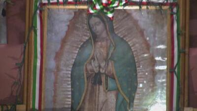 Con procesiones, oraciones y ovaciones, fieles celebraron el día de la Virgen de Guadalupe en Pomona