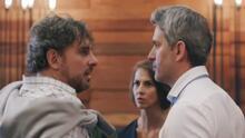 Mira cómo Harry Geithner y Ramiro Fumazoni pierden el control por culpa de la 'crisis de los 40'