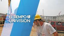 Estos son los derechos de los trabajadores y las condiciones seguras que deben recibir ante las altas temperaturas