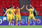 Griezmann le da un gran valor a la Copa del Rey