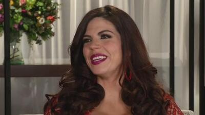 África Zavala revela detalles de su papel como 'Morgana' en 'La doble vida de Estela Carrillo'