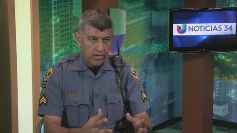Pregúntele al policía: ¿debemos mover los vehículos de la calle luego de un choque?