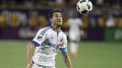 Ignacio Piatti fue operado, será baja en Montréal Impact por al menos tres semanas