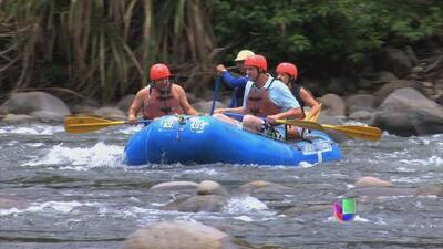 De aventura por la maravillosa Costa Rica