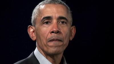 En un minuto: Obama condena el lenguaje racista y afirma que tiroteos no cesarán sin ley de armas