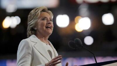 Discurso íntegro de Hillary Clinton en español
