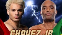 Oficial: Chávez Jr. peleará contra Anderson Silva