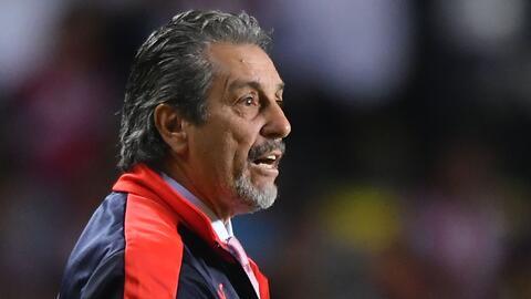 Tomás Boy reconoció el buen juego de Morelia, pero lanzó dardos al árbitro del partido