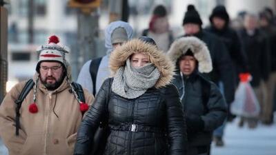 El principio de la semana nos dará mucho frío y posibilidad de nieve y mezcla invernal