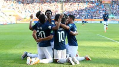 En fotos: Ecuador mostró sus armas y eliminó a Uruguay del Mundial Sub-20