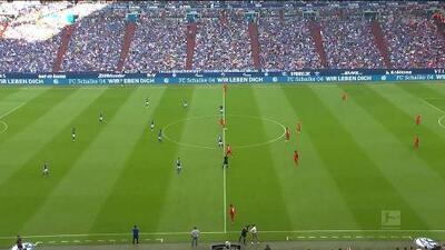 Highlights: FC Bayern at Schalke 04 on August 24, 2019
