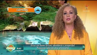 Mizada Géminis 31 de enero de 2018