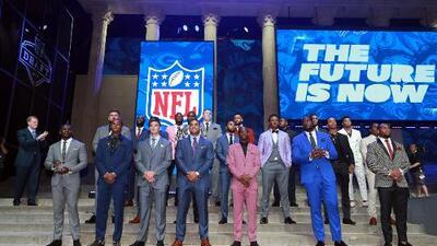 NFL Draft 2017 | Selección por selección