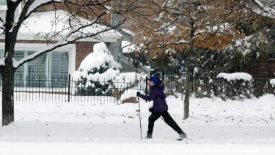 Frente ártico dejará temperaturas congelantes de Nuevo México a Nueva Jersey hasta el miércoles
