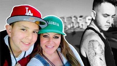 Johnny, el hijo menor de Jenni Rivera, llegó a la mayoría de edad, y cumplió el deseo de tatuarse a su mamá