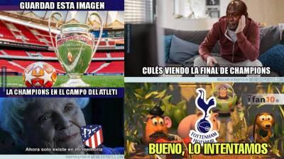 Memelogía: humor de Champions tras la Final entre Liverpool y Tottenham