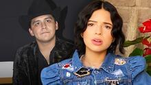 """""""Qué groseros"""": Ángela Aguilar reacciona a las burlas que le hicieron por cantar con Christian Nodal"""