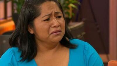 Laura - 'Adopté un hijo y resultó ser robado'
