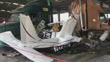 Avión privado se estrella minutos después de despegar en Monterrey: seis personas murieron