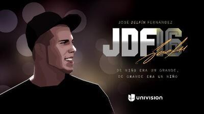 Univision estrena este sábado el documental 'JDF 16' sobre la vida del pelotero José Fernández