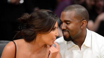 A Kanye West le gustaba mirar el video sexual de Kim Kardashian