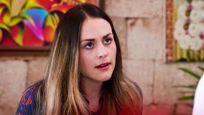 Julieta sabrá la verdad sobre la relación de Robert y Susana