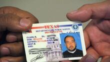 Licencias de conducir en Texas: termina moratoria que evitaba multas a conductores en la pandemia