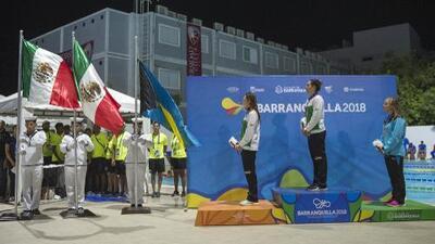 México se mantiene en lo alto del medallero, pero Colombia le recorta distancia