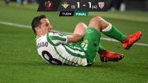 Los dejan 'Guardados': Athletic echó a Betis de Copa del Rey