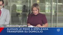 Presentan querella contra empleada Urayoán Hernández por presuntamente realizar un fraude electoral