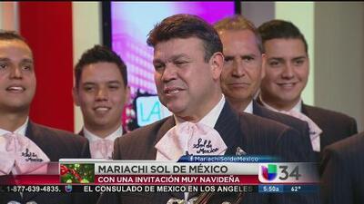'A Merry- Achi Christmas' al son del Sol de México