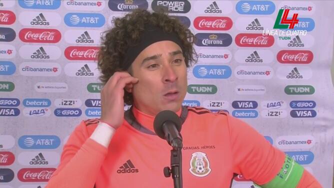 """Ochoa: """"Hay que saber ganar jugando bien y ganar no jugando bien"""""""