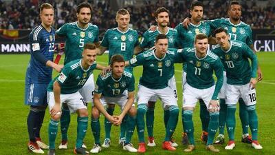 Prepárate, México: este fue el 11 germano que empató con España en el amistoso FIFA de marzo