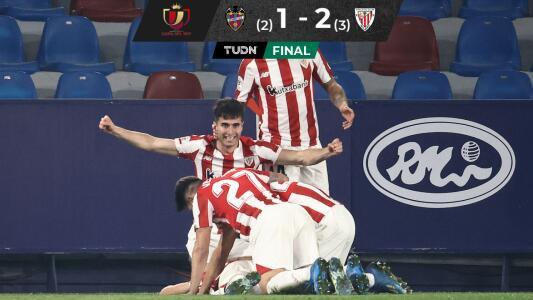 ¡La pesadilla del Barça! Athletic avanza a la Final de la Copa del Rey