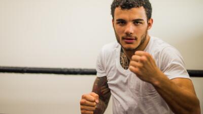 Glen Tapia: 'David Lemieux no sabe boxear'