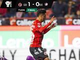Tijuana 'xolo' hizo lo necesario ante Atlético de San Luis