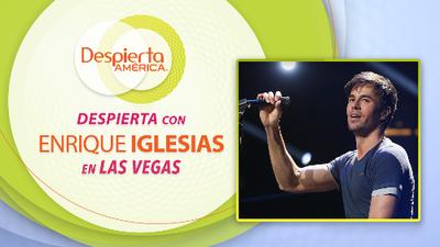 Despierta con Enrique Iglesias en Las Vegas (Reglas del concurso)