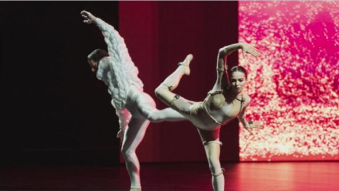 La danza y la tecnología se unen para crear una novedosa obra que le da la vuelta al mundo